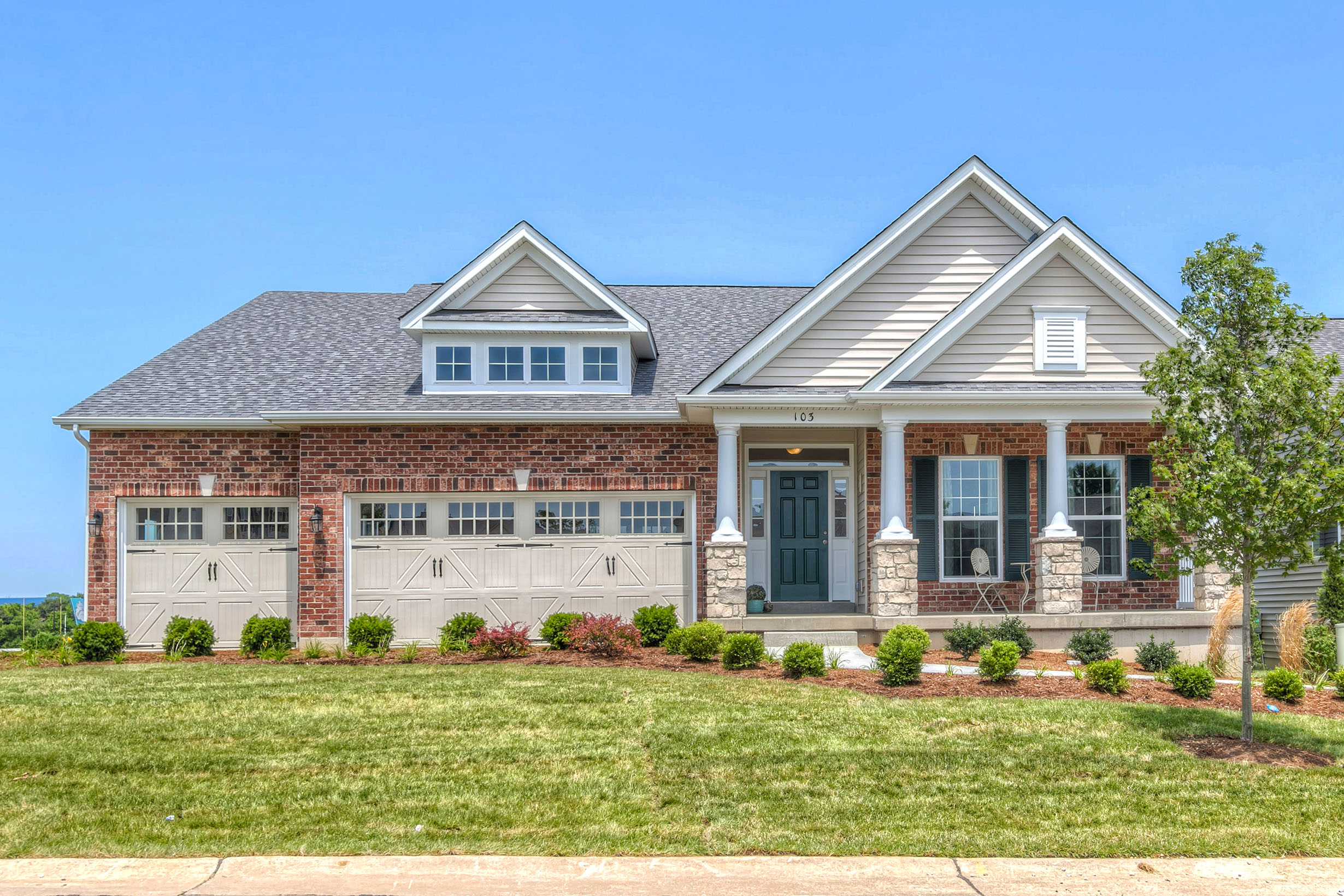 New home builder o 39 fallon mo countryshire for Home builders in missouri