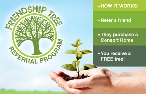 Friendship Tree Referral Program