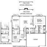 Drayton Standard First Floor
