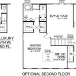 Franklin Standard Second Floor with Options