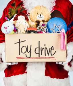 Help us collect toys for <br>St. Louis Children's Hospital!