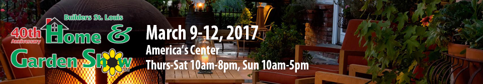 Come see Consort Homes at the Builders St. Louis Home & Garden Show