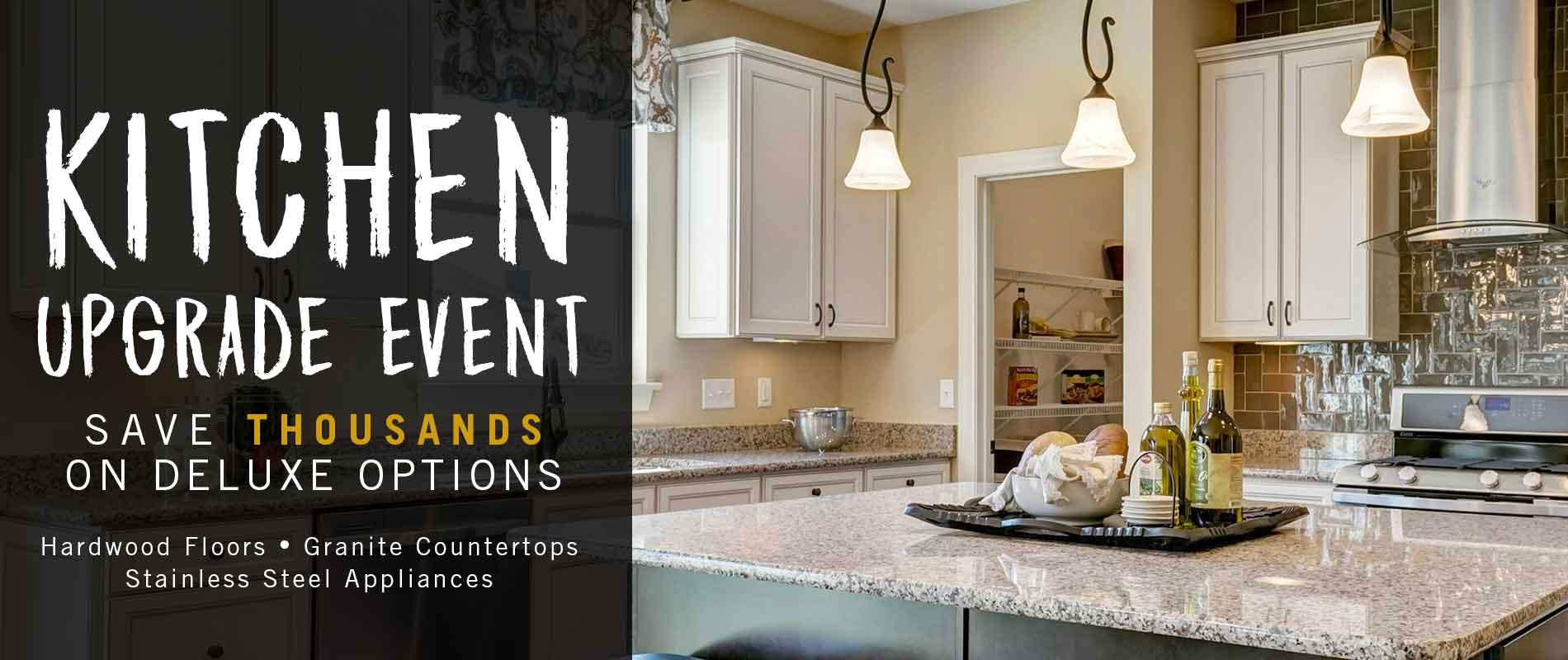 Kitchen Upgrade Kitchen Upgrade Event Consort Homes