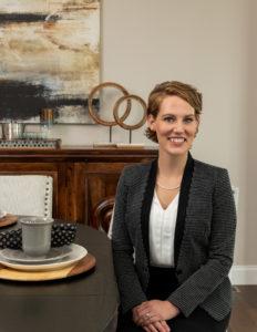 Chelsey Barret, Design Coordinator