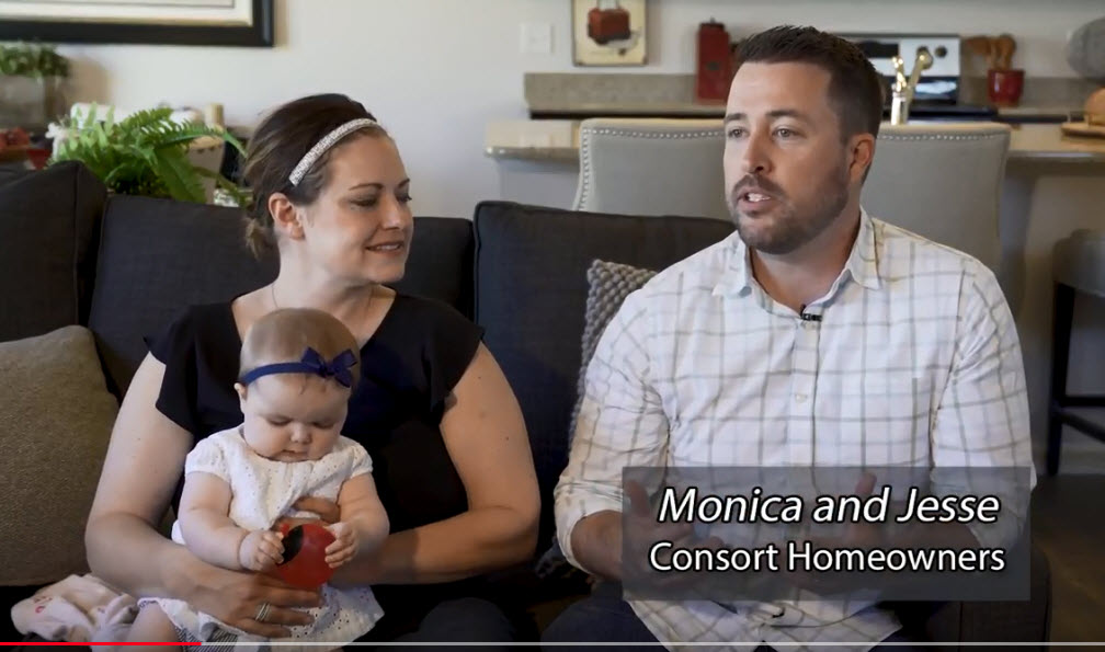 Monica and Jesse – Our New Home Journey Was More of a Consultative Experience