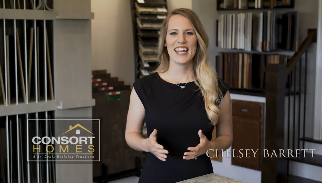 Chelsey Barrett, New Home Design Consultant