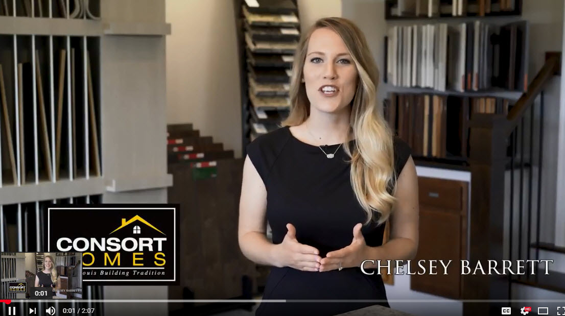 Chelsey Barrett – Welcome to the Consort Homes Family!