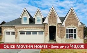 Quick Move In Home Sale