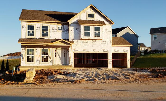 1348 Bloomfield Drive Eureka, Missouri 63025